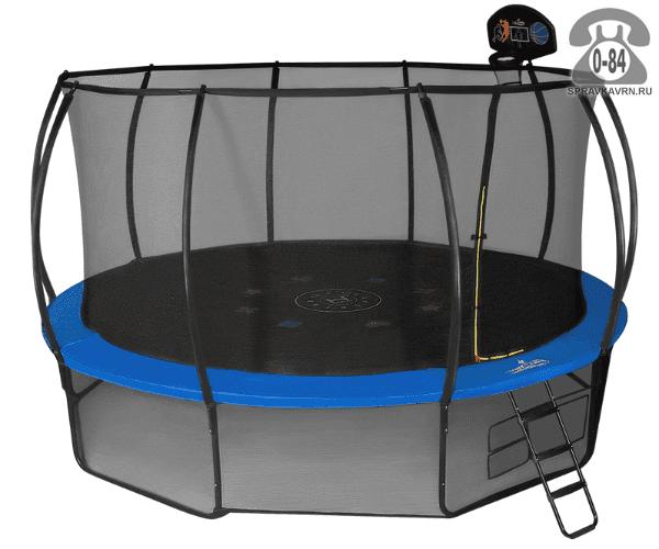 Батут Хастингс (Hasttings) Air Game Basketball (4,6 м), максимальная нагрузка 160кГ