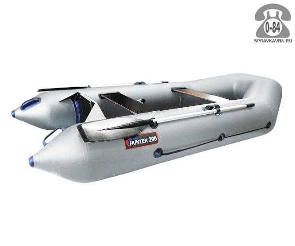 Лодка надувная Хантер (Hunter) 290Р