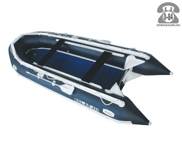 Лодка надувная Солар (Solar) Солар-450 К