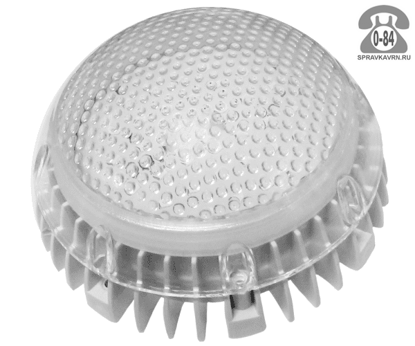 Светильник для производства SVT SVT-H А-S-7-IP54-B 7Вт