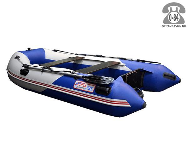 Лодка надувная Хантер (Hunter) Стелс 295