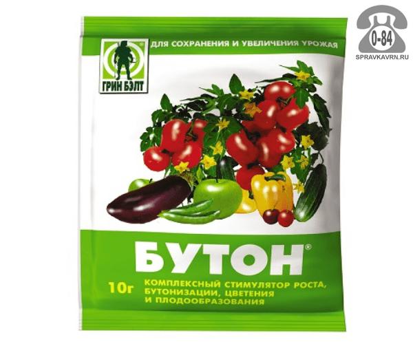 Стимулятор роста растений Грин Бэлт Бутон 10 г