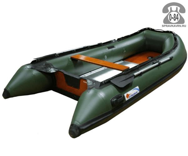 Лодка надувная Стингрей (Stingray) 390AL