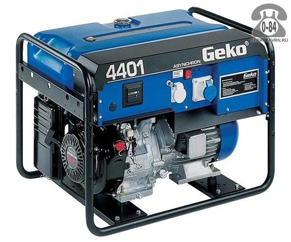 Электростанция Геко (Geko) 4401 E-AA/HEBA двигатель Honda