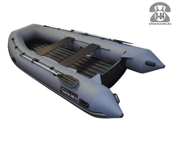 Лодка надувная Хантер (Hunter) 390А