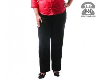Брюки женские 60-80. Одежда больших размеров зимние
