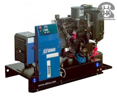Электростанция Эс-Ди-Эм-Оу (SDMO) PACIFIC T6KM, двигатель Mitsubishi
