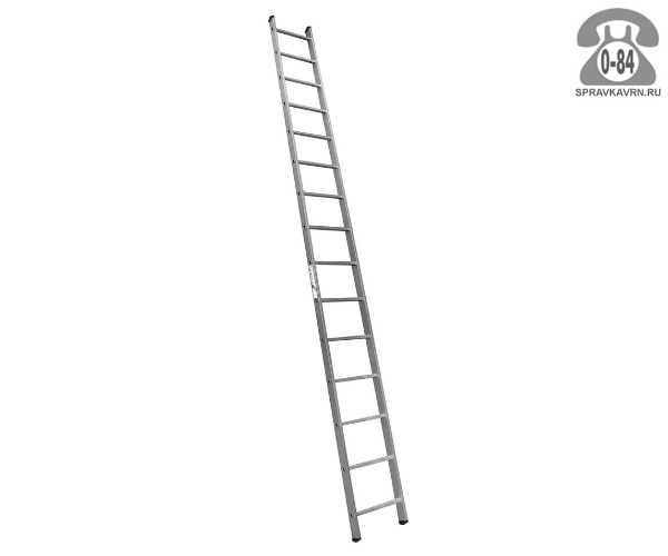 Лестница приставная Алюмет (Alumet) H1 5115