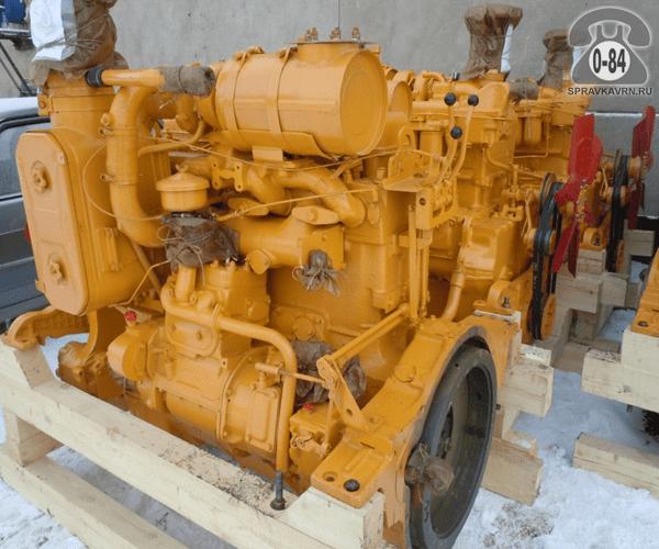 Двигатель трактора Д-180 Россия ремонт