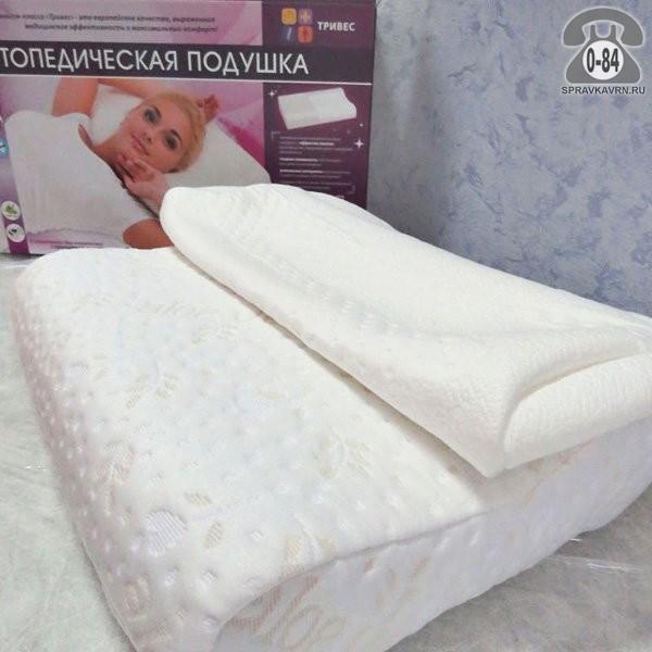 Подушка ортопедическая Топ-108 34*33