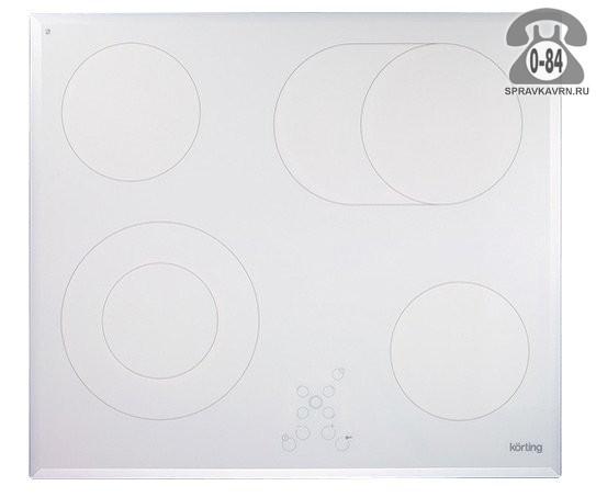 Варочная панель Кортинг (Korting) HK6205BW