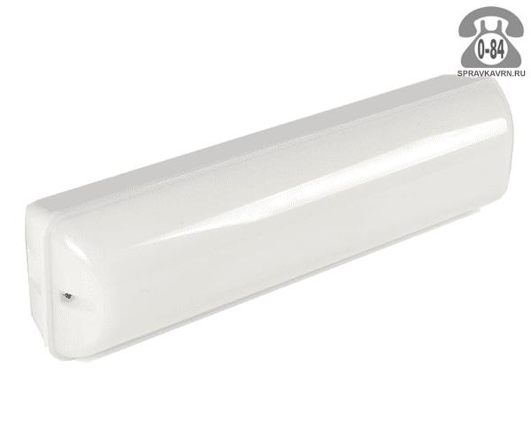 Светильник для производства SVT-P M-18-2x18-M-IP65-12V 18Вт