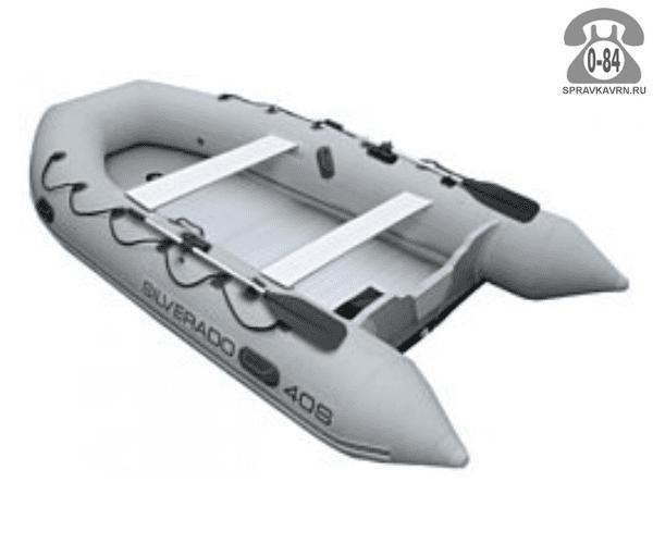 Лодка надувная Сильверадо (Silverado) Sport 43S