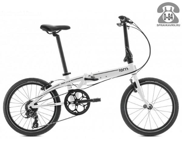 Велосипед Терн (Tern) Link C8 (2017)