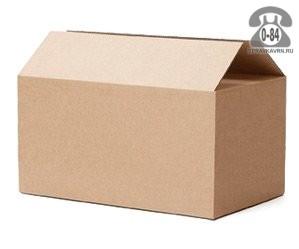 Коробка упаковочная Таракомплект картон гофрированный (гофрокартон, гофрокороб) для лекарств