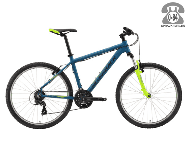 "Велосипед Сильвербэк (Silverback) STRIDE SPORT (2016), рама 20.5"", синий размер рамы 20.5"" синий"