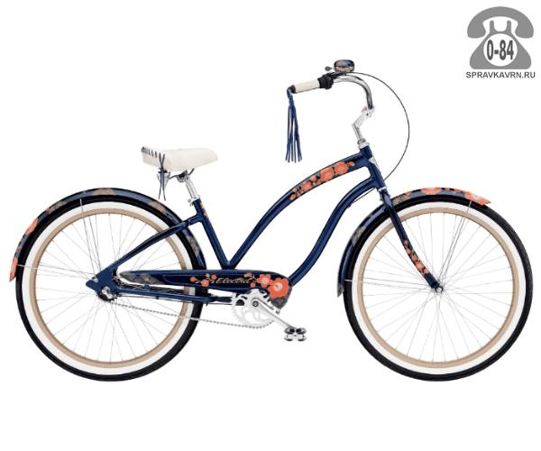 Велосипед Электра (Electra) Cruiser Hanami 3i Ladies (2016)