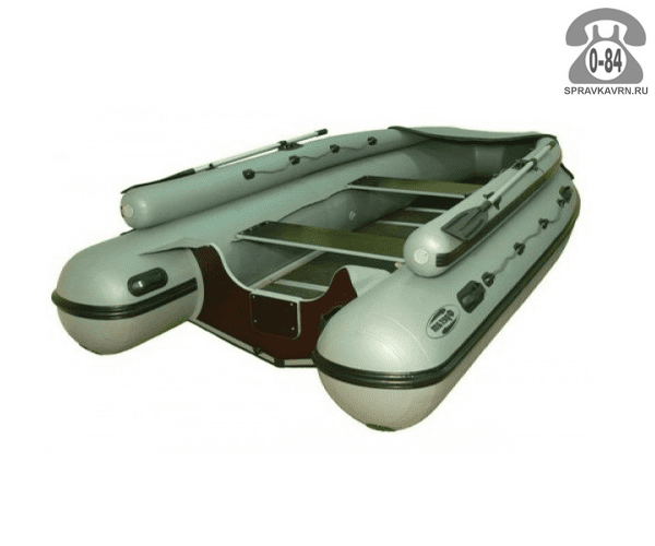 Лодка надувная Фрегат M-430F