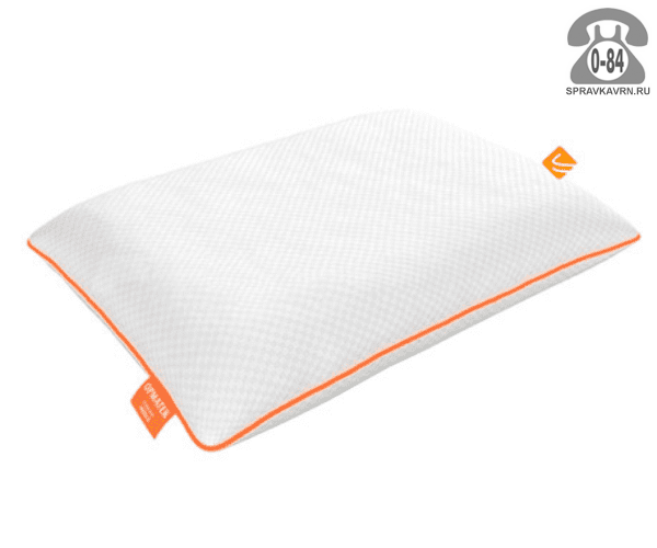Подушка ортопедическая Орматек 50*70см вискоза+полиэстер