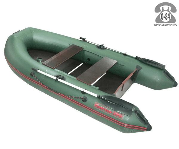 Лодка надувная Мнев CatFish 290