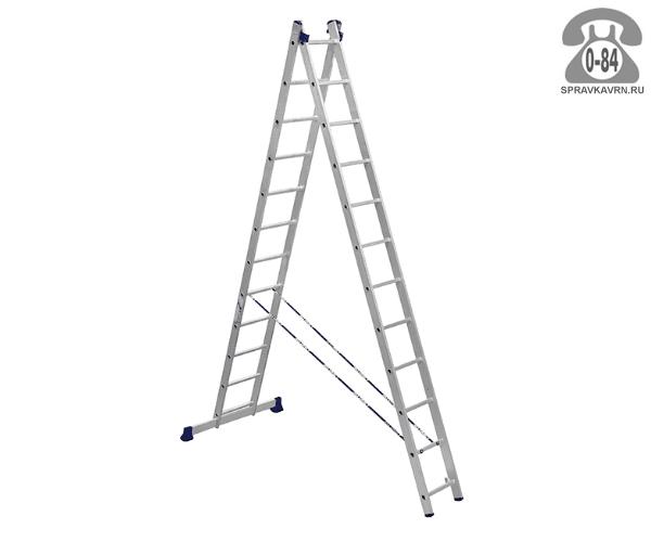 Лестница складная H2 5212 12