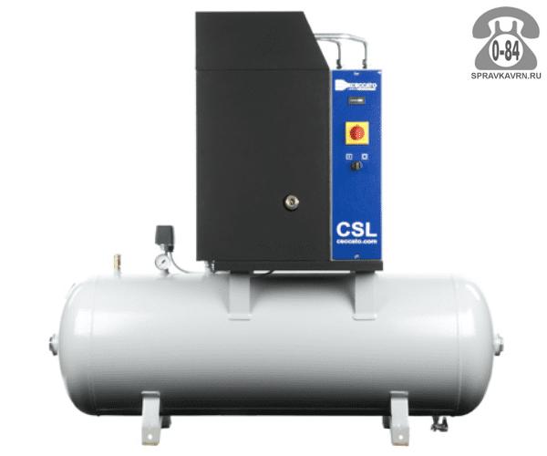 Компрессор Чеккато (Ceccato) CSL 3 C 2.2 кВт 8 бар 220 л/мин 1440*610*1250