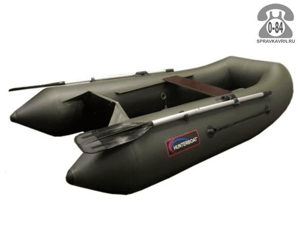 Лодка надувная Хантер (Hunter) 240