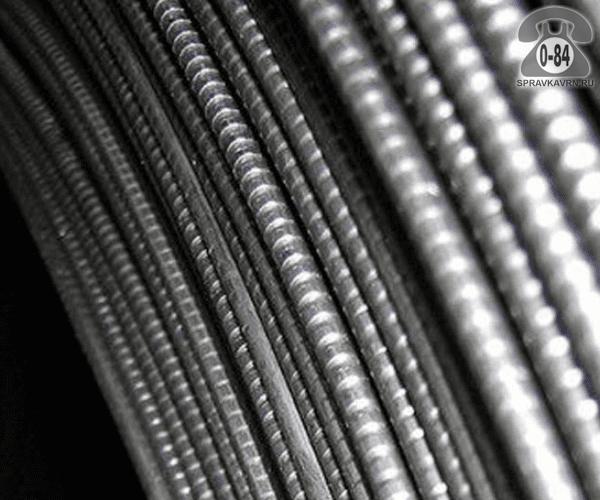 Проволока металлическая ВР-3 стальная