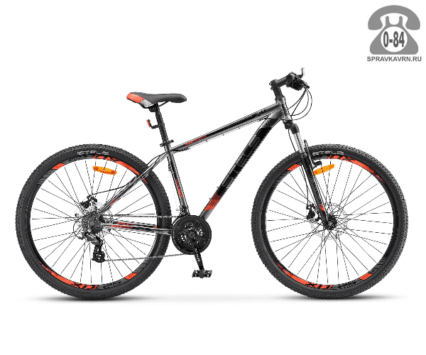 "Велосипед Стелс (Stels) Navigator 500 MD 29 (2017), рама 19.5"""