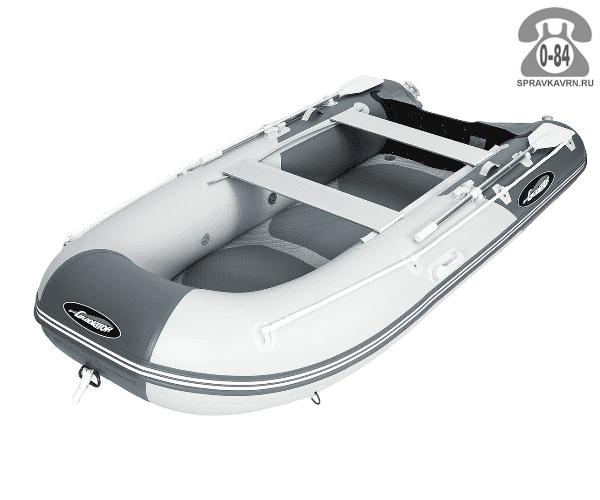 Лодка надувная Гладиатор (Gladiator) Light B270AD