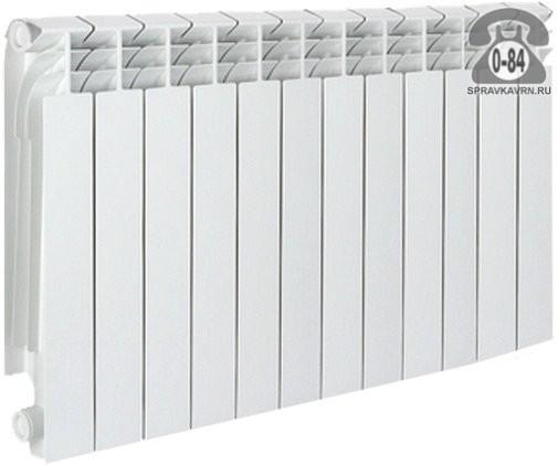 Радиатор отопления биметаллический 12 Венгрия