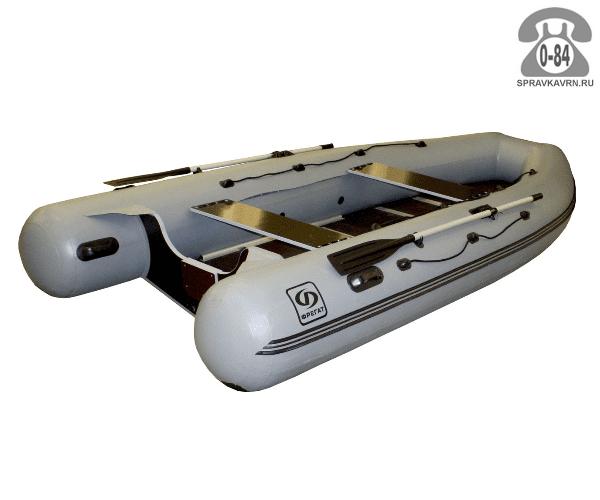 надувная лодка фрегат м-390