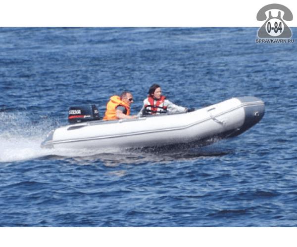 Лодка надувная Баджер (Badger) Classic Line CL 420 PW