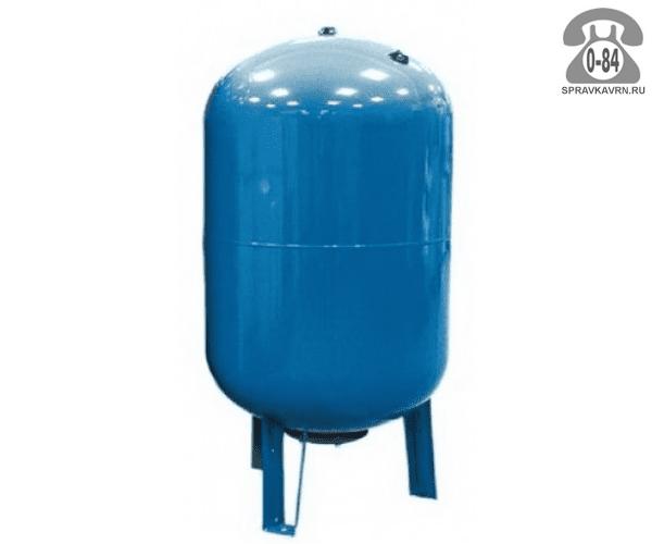 Бак мембранный Джилекс для водоснабжения 100 л