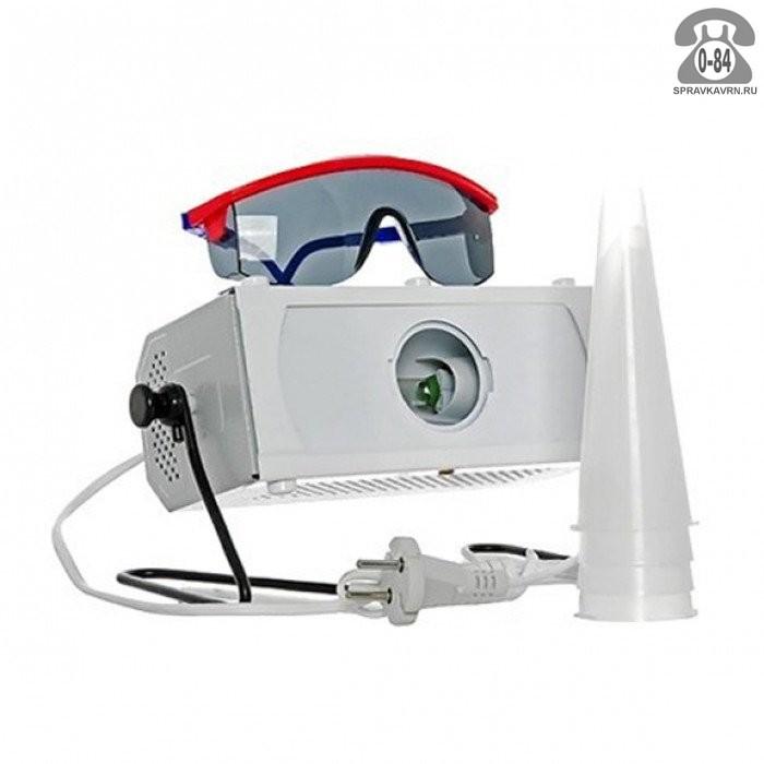Светильник ультрафиолетовый ОУФК-01 бытовой настольный