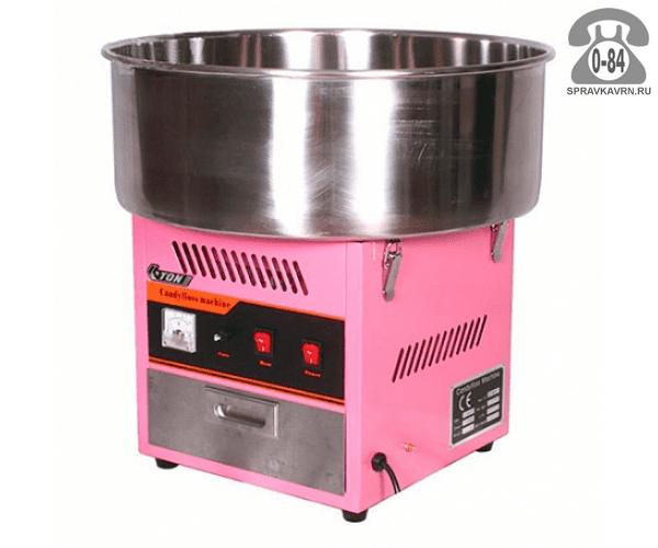 Аппарат для изготовления сахарной ваты для общепита