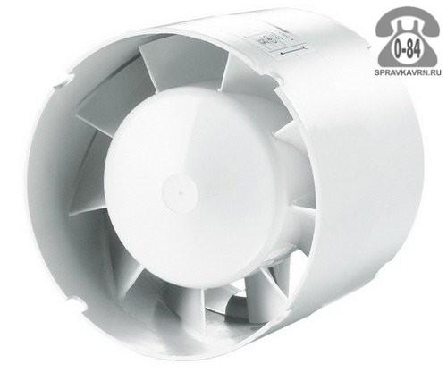 Вентилятор бытовой Вентс (Vents) ВКО1 14 Вт 100 мм 107 м3/час