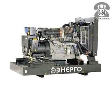 Электростанция Энерго ED 9/400 Y двигатель Yanmar 3TNV76