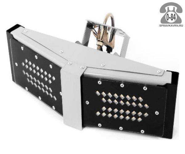 Светильник для производства SVT-Str U-V-40-125-24V 40Вт