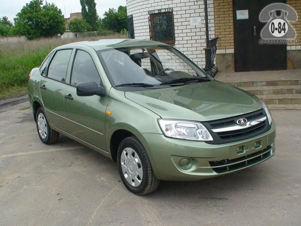 Автомобиль легковой ВАЗ Лада (Lada) Гранта (Granta) новый (без пробега)