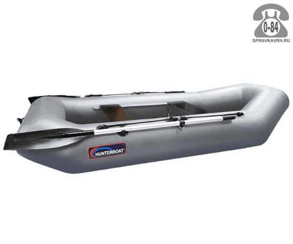 лодка хантер 250 комплектация