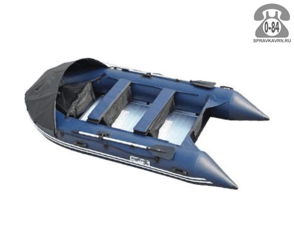 Лодка надувная Гладиатор (Gladiator) Active С370(AL)