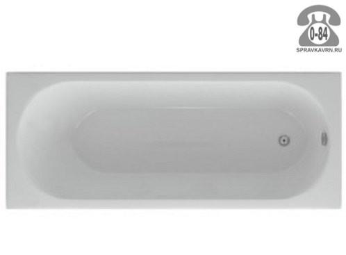 Ванна Акватек (Aquatek) Оберон 160x70 195 л