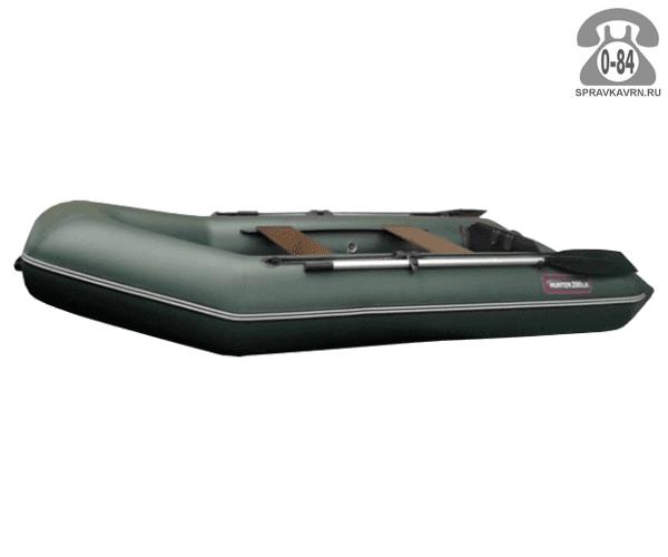 Лодка надувная Хантер (Hunter) 290ЛК