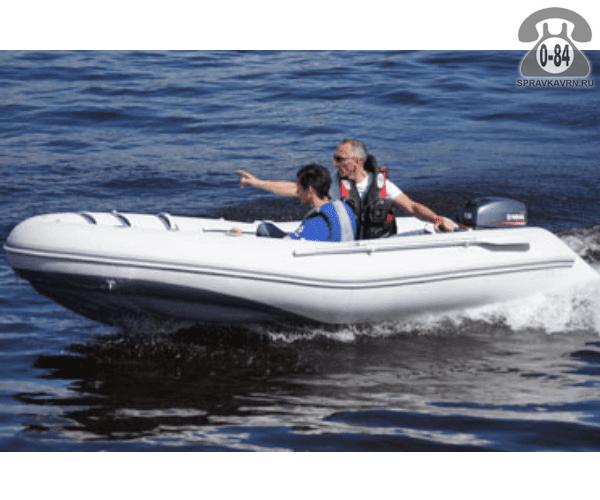 Лодка надувная Баджер (Badger) Air Line 390 (НДНД)