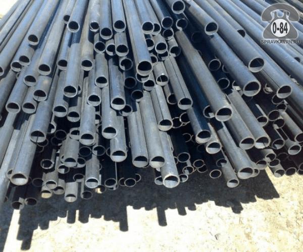 Некондиционная труба стальная 15 мм