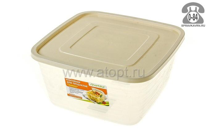 Контейнер пищевой Мартика (Martika) Унико С212