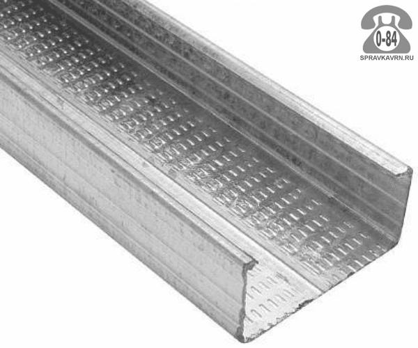 Профиль потолочный KNAUF,  60х27мм, длина 3м