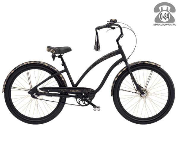 Велосипед Электра (Electra) Glam Punk 3i Ladies (2016)