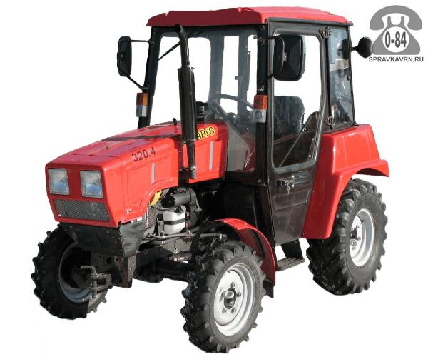 Мини-трактор Минский тракторный завод МТЗ-320.4М Белоруссия